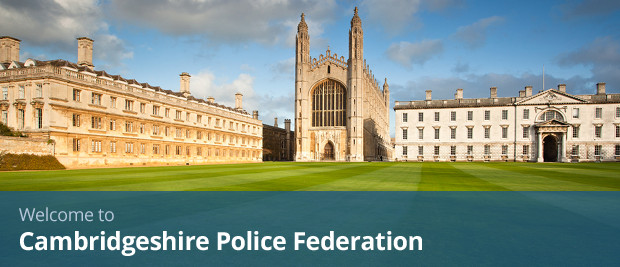 Welcome to Cambridgeshire Police Federation